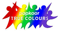 Popkoor True Colours